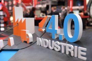 Industrie 4.0 - ein Logo