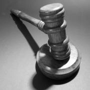 Der Hammer des Richters